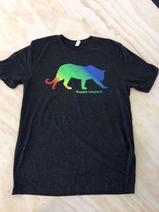 Men's Supple Leopard Shirt