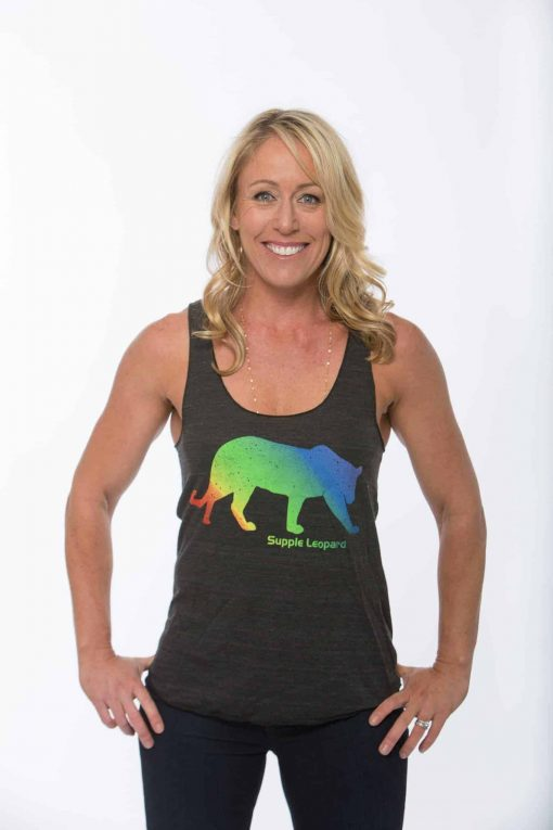 Women's Supple Leopard Tank