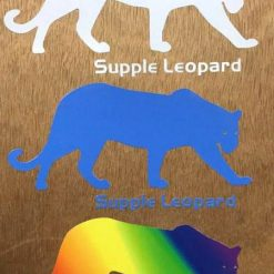 Supple Leopard Decals