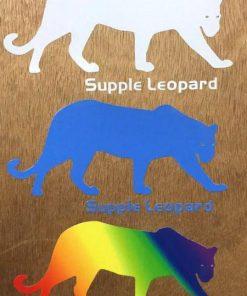 Supple Leopard Decals
