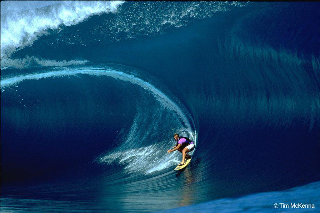 Laird Hamilton big wave surfing