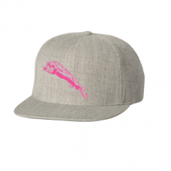 Supple Leopard Flat Bill Snapback Hat