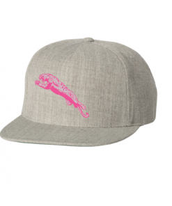 Supple Leopard Flat Bill Snapback Hat