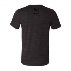 Men's Charcoal/Black TRS Logo T-Shirt