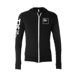 TRS Unisex Lightweight Hooded Sweatshirt