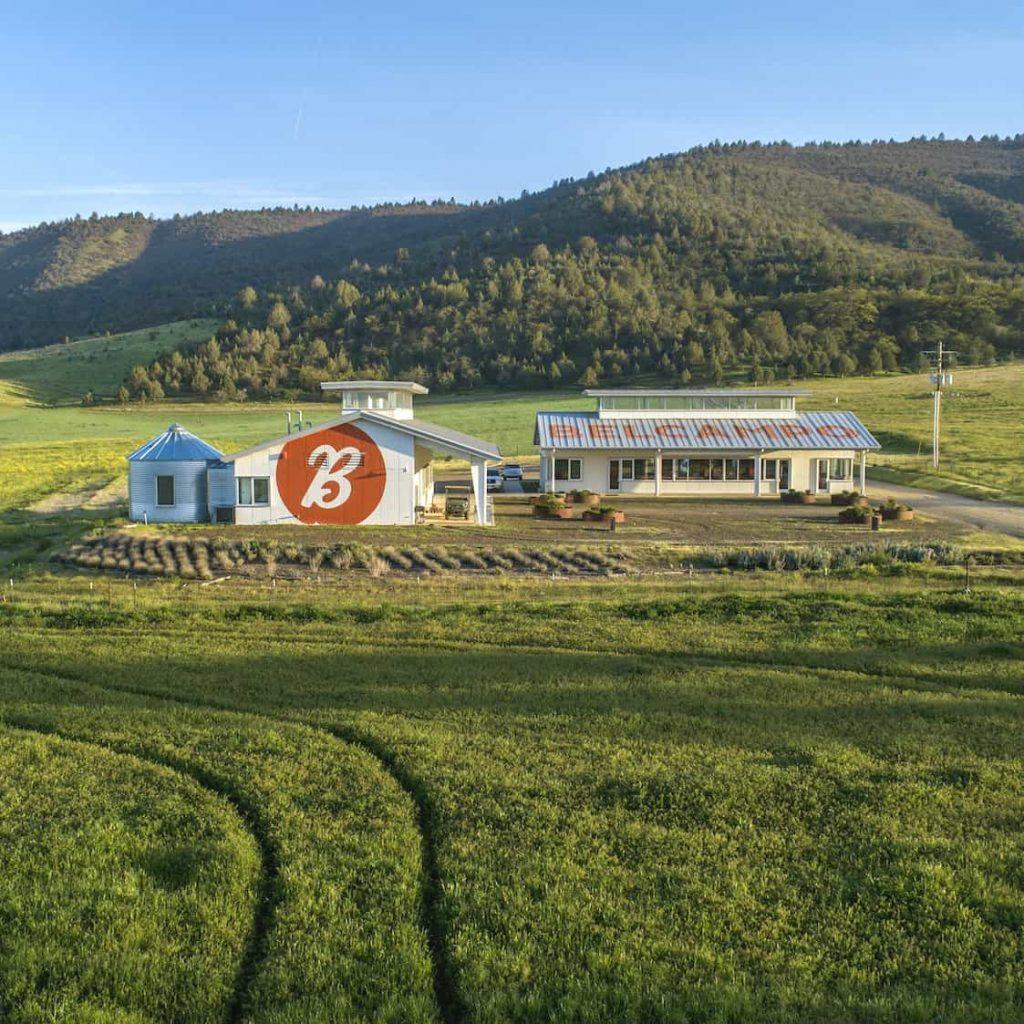 Belcampo farm in northern california