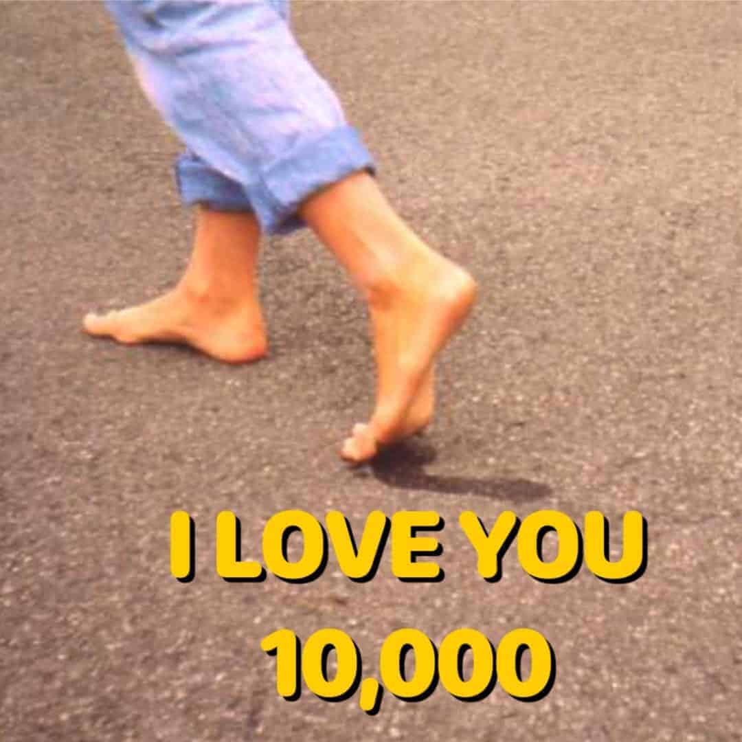 I love you 10,000 meme for Post-Op Recovery
