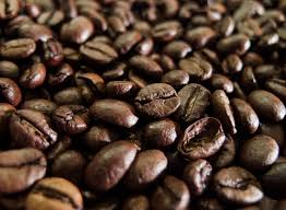Coffee beans to depict pros and cons of caffeine