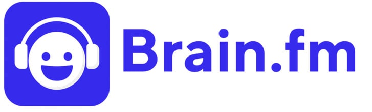 Brain.fm logo for gift guide
