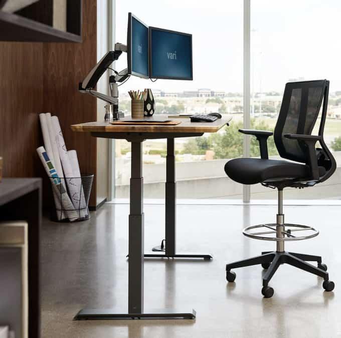 Vari Electronic Standing desk for gift guide