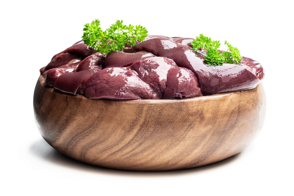 Organ meats in a bowl to illustrate why you should eat organ meats