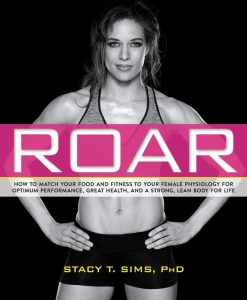 Image of book cover of Roar to demonstrate how I prepare for menopause