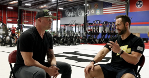 Durable. Resilient. Bombproof. Sturdy. A Conversation With Rich Froning