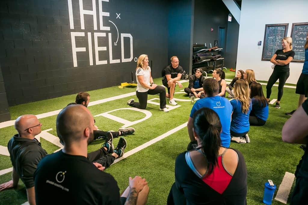 Pivotal Coaching Movement Nutrition